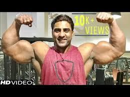 Varinder Ghuman Diet Chart Varinder Ghuman Chest Workout Indias Best Vegetarian Bodybuilder Best Physique