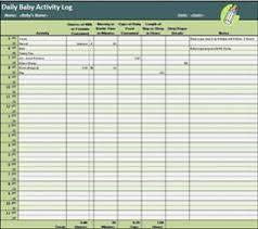 Baby Activity Log