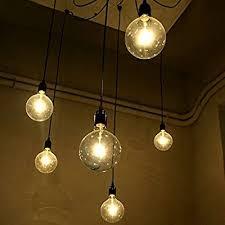 6 pcs <b>Luminaire Suspension</b>-Style Européen <b>Moderne</b> IKEA Lampe ...