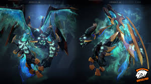 dota 2 features new item sets are already submitted for the