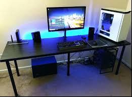 office computer setup. Modern Gaming Desk Computer Desks For Home Cool Office Setups  Inspirations Setup Tagged With Desktop Office Computer Setup
