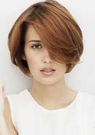 طريقة قص الشعر مدرج قصير فرنسى للوجة الدائرى الراقية