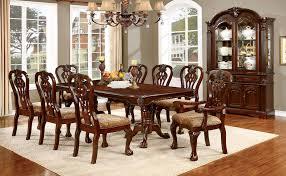 elana formal dining room set