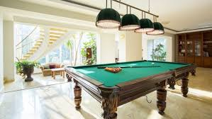 how much does a pool table weigh here