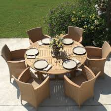 royal teak patio tables round drop leaf dining table at