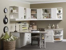 white gray solid wood office. Marvelous White Finish Curved Solid Wood Office Wall Cabinets F Equipped Four Drawer Using Round Brass Gray I