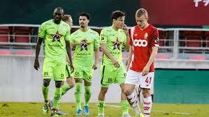 D1A: le Standard s'incline à Zulte Waregem au terme d'un match complètement  fou (3-2) - Le Soir