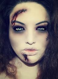 unique makeup ideas for thats real unique zombie makeup ideas for