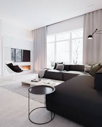 modern stylish furniture. Modern And Stylish Apartment Center Of Nice Modern Furniture
