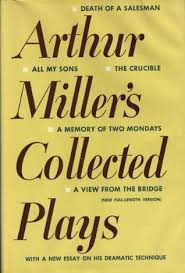 arthur miller s collected plays by arthur miller 250166