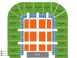 Dar Constitution Hall Seating Chart And Tickets
