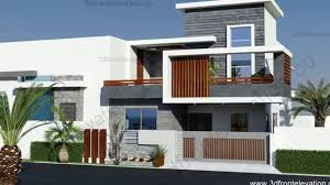 Small Picture 10 Marla House Plan Modern Design 2016 YouTube
