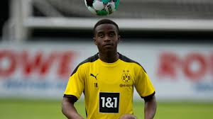 Youssoufa moukoko celebrates his 16th birthday, which makes him eligible to play in the. Youssoufa Moukoko Names Dortmund Players Who Have Helped Him The Most