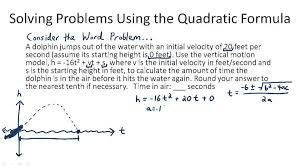 similar images for solving word problems with quadratic equations worksheet 974093