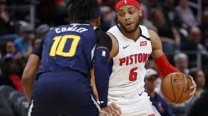 Detroit Pistons trade Bruce Brown to ...