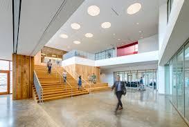 Studios Architecture KIPP DC College Prep High School Stairs Mesmerizing Interior Design School Dc