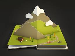 one more pop up book page for the airpano ios app