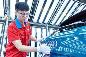 to produce electric vehicles in china