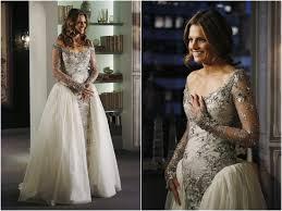 kate beckett castle weddings primetime tv