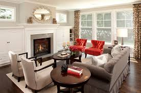 lovable armchairs for living room with 20 red chairs to add accent to your living room