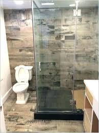 wood look tile in shower wood shower walls wood tile shower tile shower a unique old wood look tile in shower