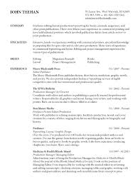 Contemporary Different Types Of Management Resume Photo - Simple ...