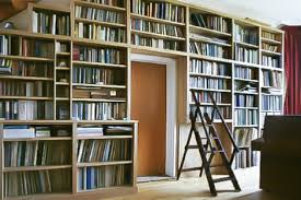 home library furniture. Fitted Home Library Built Wall To Furniture