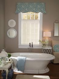 window covering ideas bathroom treatment privacy