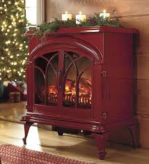 old fashioned large electric stove electric heater electric fireplaces plow hearth