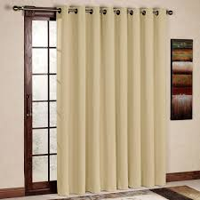 sliding door insulated curtains thermal curtains extra wide curtains 100w by 84l inches