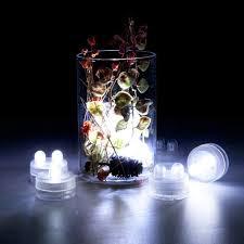 Underwater Led Tea Lights Homemory 12pcs Waterproof Submersible Led Tea Lights Battery