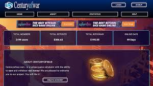Best bitcoin sites and free bitcoin ptc earning sites in 2021. Centuryofwar Bitcoin Ptc Game