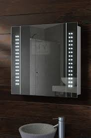 impressive mirror cabinet 60 led light illuminated bathroom in cabinets home design ideas and inspiration about home illuminated bathroom cabinets with