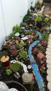 15 fabulous ways to add a bit of whimsy to your garden 30   Fairy garden  plants, Fairy garden diy, Miniature fairy gardens
