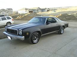 1975 Chevrolet Chevelle Malibu Classic - my dad had this when I ...