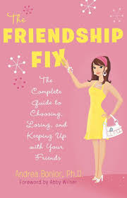 This song is a message to his friends that he'll be down for them and knows they'll be for him too. The Friendship Fix Bonior Andrea 9780312607319 Amazon Com Books