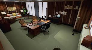 don draper office. Don Draper\u0027s Office Render 2 Draper