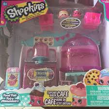 Find More Shopkins Cupcake Queen Cafe For Sale At Up To 90 Off