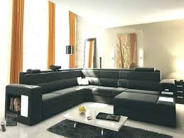 u shaped leather sectional sofa the best l with recliner sha