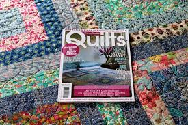 Siobhan Rogers: Lovely Liberty & Down Under quilts Magazine #151 is now available to buy Adamdwight.com
