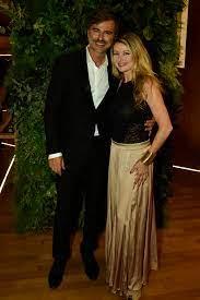 Beppe Convertini e Angela Melillo