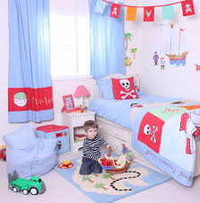 Pirate Bedroom Accessories Cot Bed Duvet Sets
