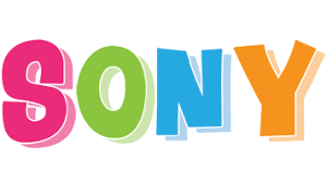 Sony Logo | Name Logo Generator - I Love, Love Heart, Boots, Friday ...