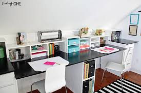 dual desk home office. Fashionable Dual Office Desk Innovative Decoration Home A