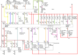 transmission wiring diagram transmission image mustang faq wiring engine info on transmission wiring diagram