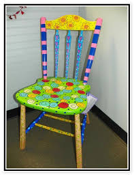 whimsical painted furnitureHand Painted Furniture Funky Whimsical  Crafty things  Pinterest
