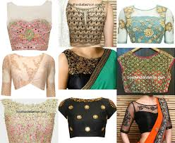 Different Types Of Blouse Back Neck Designs 2016 Boat Neck Blouse Designs Top 10 Boat Neck Patterns Blouse