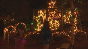 Hubbard Park Christmas Lights 2018 Duluthians 20 Year Christmas Light Display Coming To An End