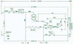 appliance repair help fridges washing machines ice whirlpool ice maker circuit diagram