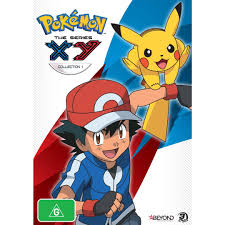 Pokemon - Season 17 Part 1 (The Series X & Y)